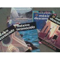 Revistas Mexico Desconocido