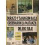Lo Negro De Arturo El Negro Durazo Revista Alarma Ago 1984