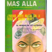 Revista Mas Alla Un Viaje A Otras Dimensio Antigua Maa