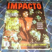 Michael Jackson Revista Impacto