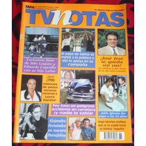 Alejandro Fernandez En Portafolios De Tv Notas Octubre 1997