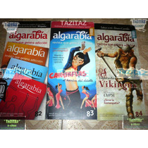 Revista Algarabia Nuevas Varios Numeros De Remate 40 Pesos