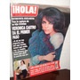 Revista Hola: Veronica Castro