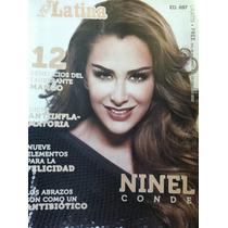 Ninel Conde Revista Vida Latina
