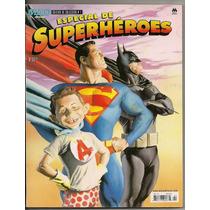 Revista Mad México Edición # 1 Especial De Superhéroes