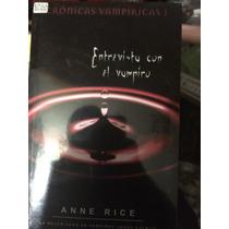 Libro, Entrevista Con El Vampiro