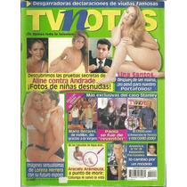 Revista Tv Notas Núm.222 De Fecha Marzo 27 Del 2001.