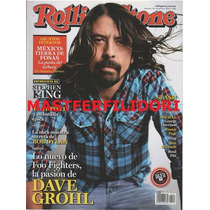 Dave Grohl Revista Rolling Stone Mexico 2014 Foo Fighters