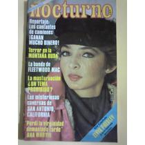 Revista Nocturno Ana Martin Elvis Presley 1978