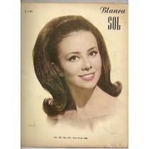 Revista Blanca Sol Hilda Aguirre 1966