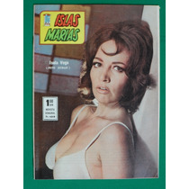 1971 Isela Vega Sexy Portada Revista Islas Marias