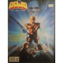 Revista Dojo, Especial De Dolph Ludgren