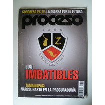 Revista Proceso Los Imbatibles Cartel Del Golfo