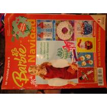 Revista Barbie Edicion Especial Navidad De Coleccion