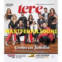 Kabah & Ov7 Revista Teve De Junio 2015