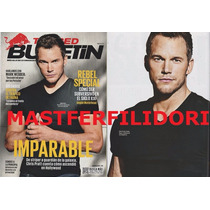 Chris Pratt Revista The Red Bulletin Julio 2015