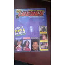 Triple H, Blue Panther En Revista Super Luchas La Nueva Era