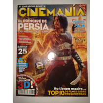 Revista Cinemania El Principe De Persia