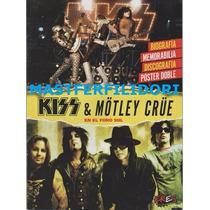 Kiss & Motley Crue Edición Especial Revista Eres 2012