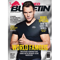Chris Pratt Revista The Red Bulletin