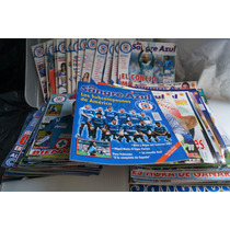 Coleccion Revistas De Sangre Azul / Cruz Azul