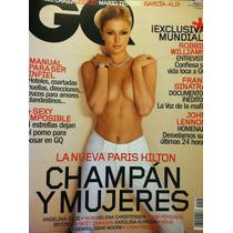 Paris Hilton John Lennon Beyonce Revista Gq Mexico