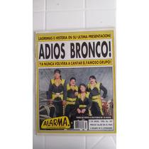 Alarma Adios Bronco 1998 Num. 347 Entre Otras Excenteestado