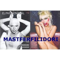 Lady Gaga El Pais Semanal Revista Española Julio 2010