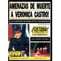 Veronica Castro En Portada De Periodico ¡custodia! 1991
