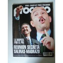 Revista Proceso Reunion Secreta Salinas Madrazo