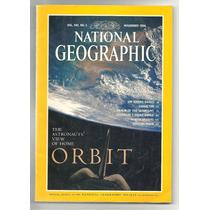 Revista National Geographic (inglés) Noviembre 1996