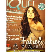 Fabiola Guajardo Revista Que Magazine