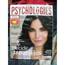 Revista Psychologies, Martha Higareda En Español