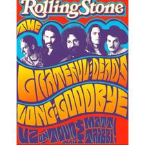 Grateful Dead Revista Rolling Stone