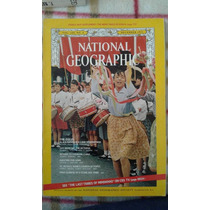 Revista National Geographic. En Ingles.diciembre 1971
