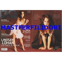 Lindsay Lohan Diego Luna Revista Gq Mexico #2 Diciembre 2006