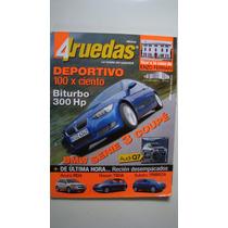 4 Ruedas Mustang Volvo Udi Bmw Revistas Usadas De Autos
