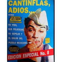 Cantinflas Adios. Revista Custodia. 1993