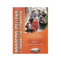 Libro Progetto Italiano 2 Esercizi *cj