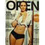 Iran Castillo Revista Open
