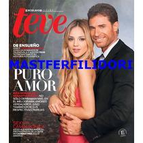 Eiza Gonzalez Sebastian Rulli Revista Teve Febrero 2013