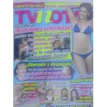 Tvnotas,relaciones Enfermizas De Marimar Vega Y Adrian Uribe