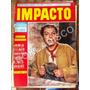 Revista Impacto, Cantinflas En Portada, Agosto De 1973