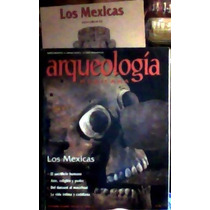 Revista Arqueología Mexicana Los Mexicas #15!con Su Megamapa