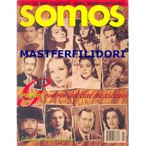 Maria Felix Pedro Infante Jorge Negrete Somos 1993