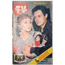 Tele Guia # 1436 Raúl Y Angelica Olimpiadas De Invierno 1980