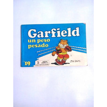 Historieta Garfiel Un Peso Pesado