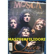Queen Freddy Mercury Edicion Especial Revista La Mosca 2004