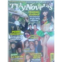 Tvnovelas,maribel Guardia Y Pedro Fernandez