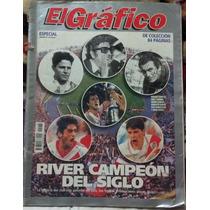 Revista River Plate Campeon Del Siglo, El Grafico, Español